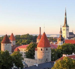 Аренда автобусов в Эстонию